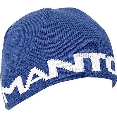 Manto Logo Beanie - Blue