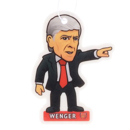 Arsenal F.C. Air Freshener Wenger