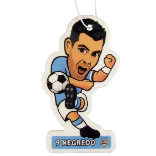 Manchester City F.C. Air Freshener Negredo