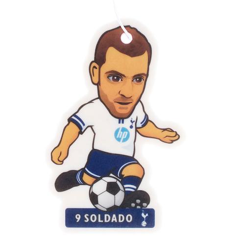 Tottenham Hotspur F.C. Air Freshener Soldado