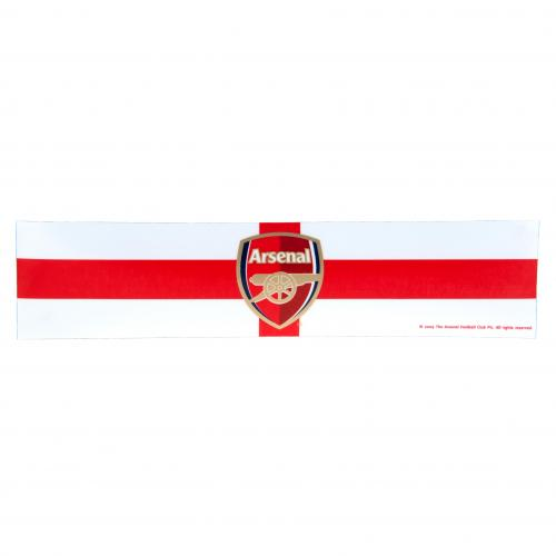 Arsenal F.C. Window Sticker St George