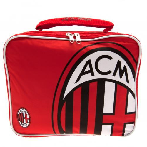 A c milan lunch bag monster sports for Best lunch in milan