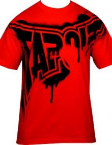 Tapout Felony T Shirt - Red