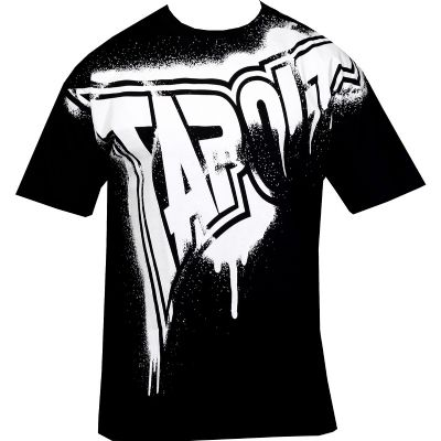 Tapout Felony T Shirt - Black