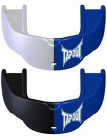 Tapout 2 x Adult Mouth Guards - Blue