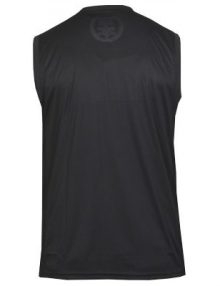 Tokyo Five Do The Way Muscle Training Vest - Black