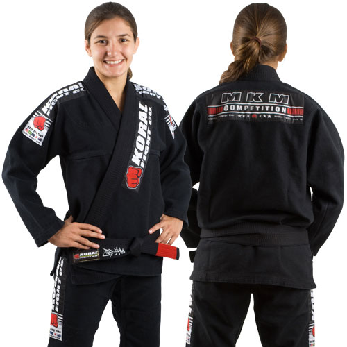 Koral MKM Competition GI - Black