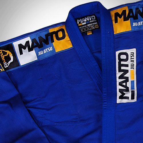 Manto GI 3.0 - Blue