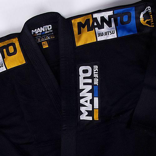 Manto GI 3.0 - Black