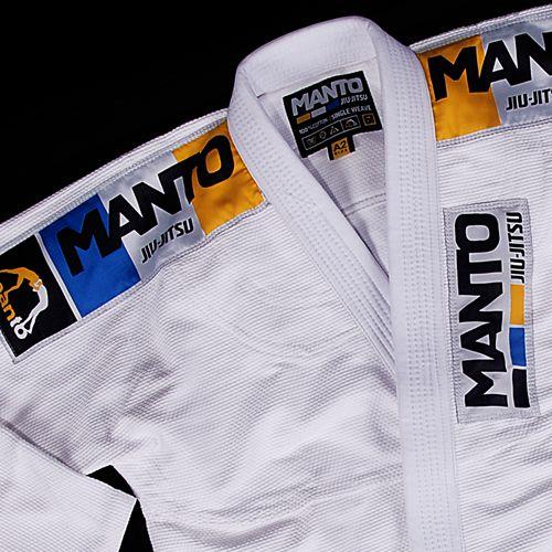 Manto GI 3.0 - White