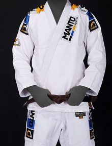 Manto GI 3.0 - White