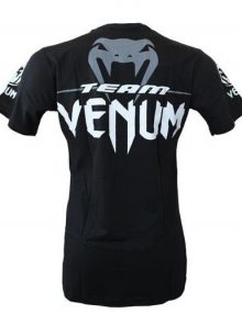 Venum Pro Team T-Shirt - Black