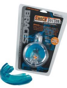 Shock Doctor Braces Gum Shield
