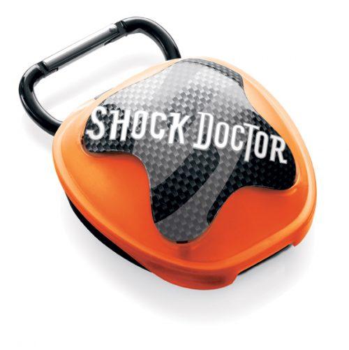 Shock Doctor Anti Bacterial Gum Shield Case