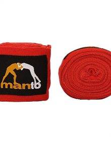 Manto Handwraps - Red