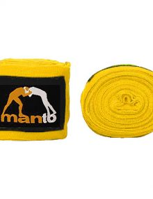 Manto Handwraps - Yellow