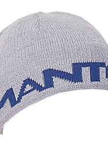 Manto Logo Beanie - Grey