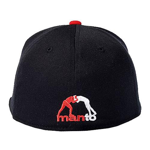 Manto Full Cap - Black