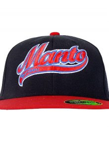 Manto Full Cap - Black
