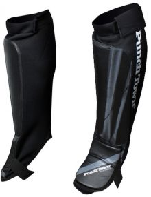 PunchTown KRURIS MKII Shin Instep Guards