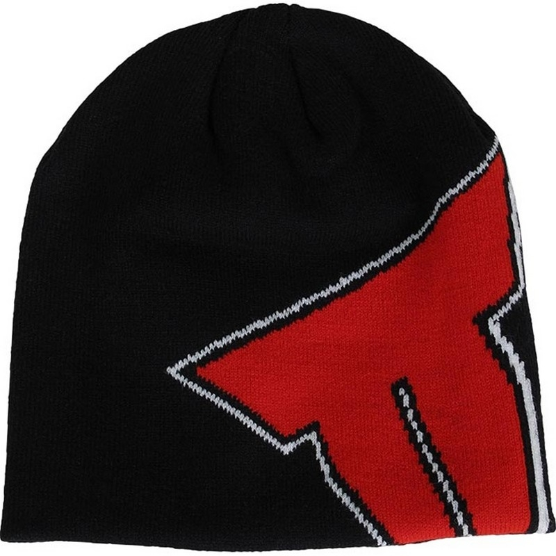 Throwdown Stand Tall Beanie - Black