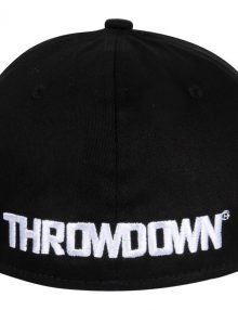 Throwdown Scream Hat - Black