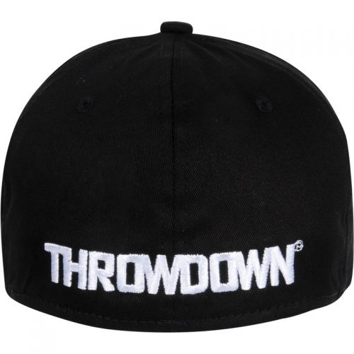 Throwdown Scream Hat - Black