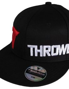 Throwdown Standard Hat - Black