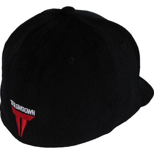 Throwdown Standard Hat - Black