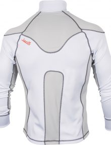 Jaco Mens Hybrid Training Jacket White Limited Edition