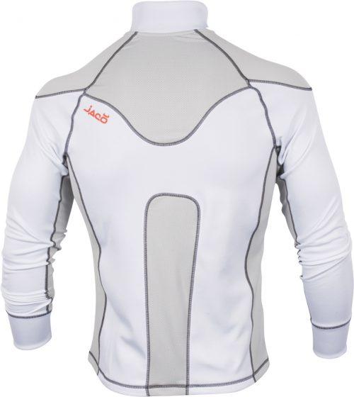 Jaco Mens Hybrid Training Jacket White Limited Edition