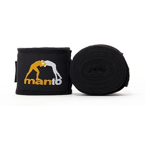 Manto Handwraps - Black