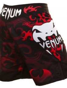 Venum Wanderlei Silva UFC 147 Rio Fight Shorts - Black