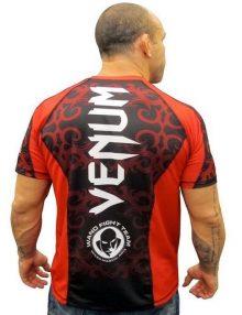 Venum Wanderlei Silva UFC147 Walkout Black/Red