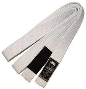 Venum Brazilian Jiu-Jitsu Belt - White