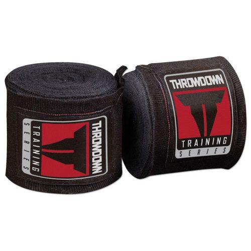 Throwdown Hand Wraps - Black