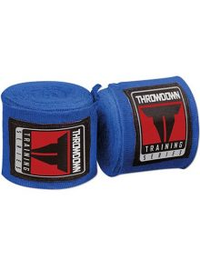 Throwdown Hand Wraps - Blue