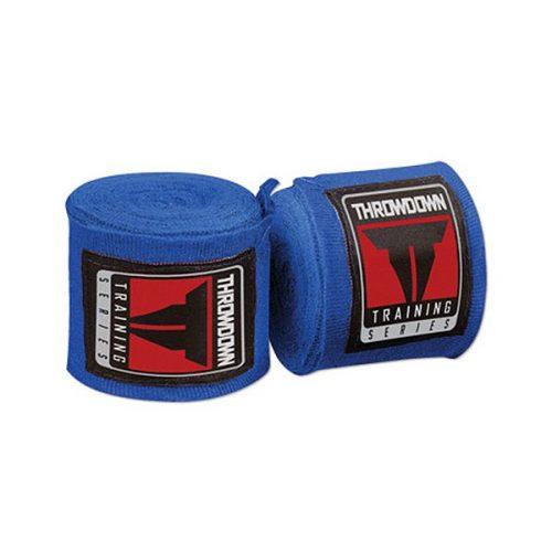 Throwdown Hand Wraps - Blue
