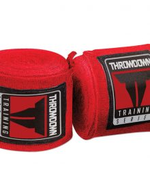 Throwdown Hand Wraps - Red