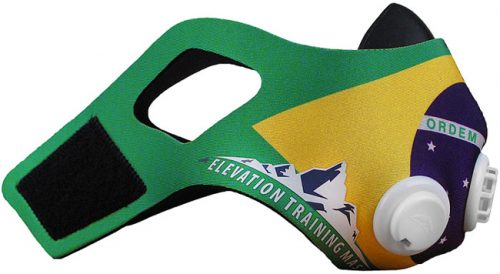 Elevation Training Mask 2.0 Brazil Sleeve