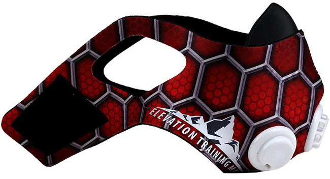 Elevation Training Mask 2.0 Spider Sleeve