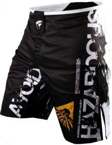 PunchTown Frakas eX Apocalypse Fight Shorts - Black