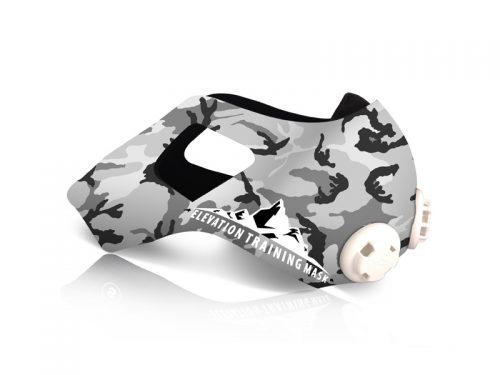 Elevation Training Mask 2.0 Snow Camo Sleeve