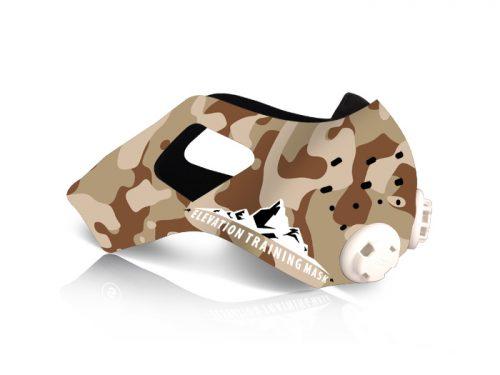 Elevation Training Mask 2.0 Desert Camo Sleeve