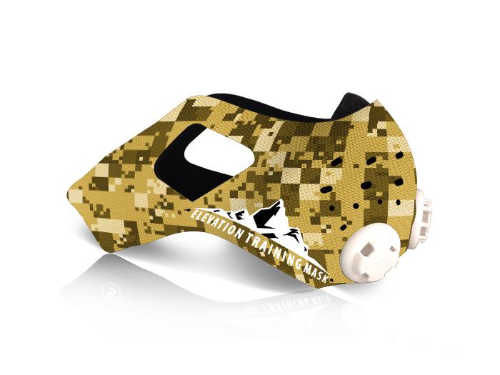 Elevation Training Mask 2.0 Digi Camo Sleeve