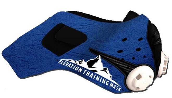 Elevation Training Mask 2.0 Sub Zero Sleeve