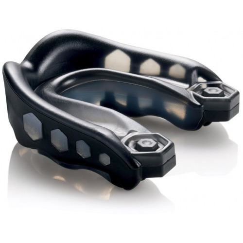 Shock Doctor Gel Max V2 Gum Shield - Black