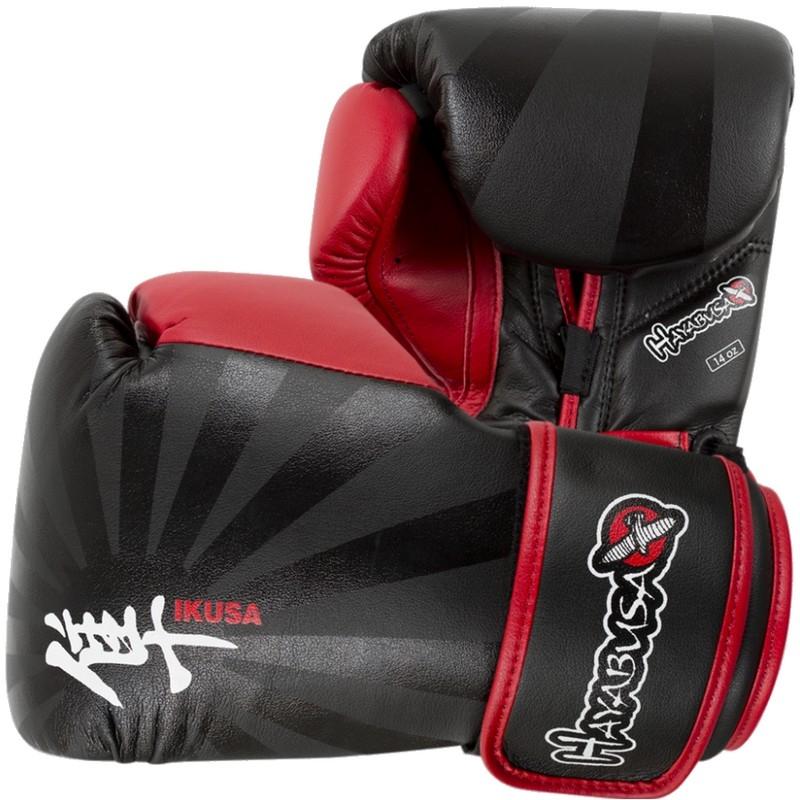 Hayabusa Ikusa™ 14oz Gloves - Black