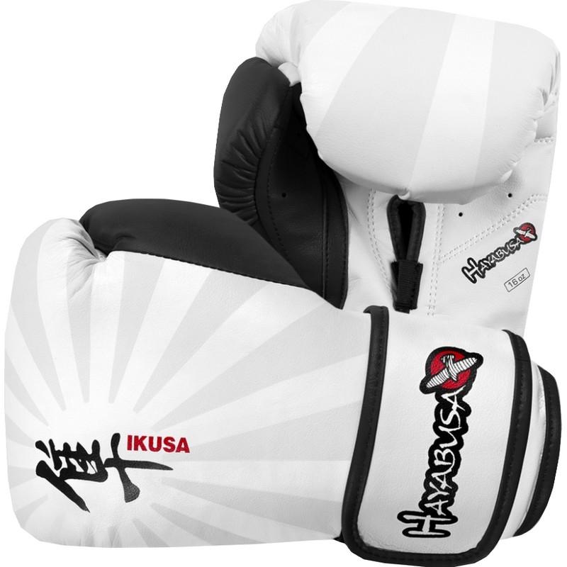 Hayabusa Ikusa™ 12oz Gloves - White