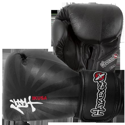 Hayabusa Ikusa™ 10oz Gloves - Black